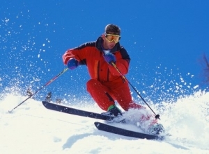 Preventing Knee Injuries on the Slopes